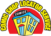 Comic Shop Locator